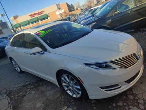 2016 Lincoln MKZ for sale at Sanaa Auto Sales LLC in Denver CO