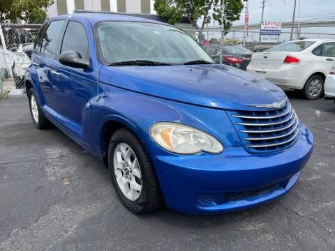 2006 Chrysler PT Cruiser for sale at MIAMI AUTO LIQUIDATORS in Miami FL