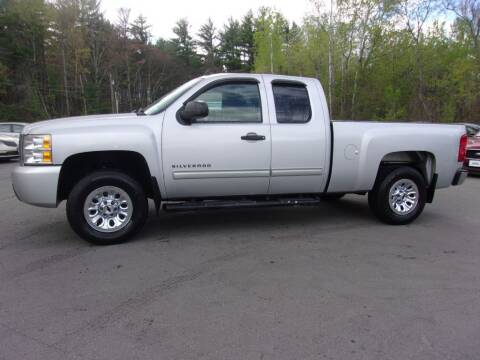 2011 Chevrolet Silverado 1500 for sale at Mark's Discount Truck & Auto Sales in Londonderry NH