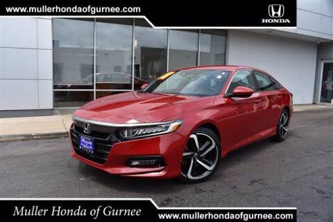2018 Honda Accord for sale at RDM CAR BUYING EXPERIENCE in Gurnee IL