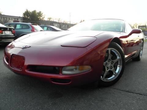 2000 Chevrolet Corvette for sale at DMV Auto Group in Falls Church VA