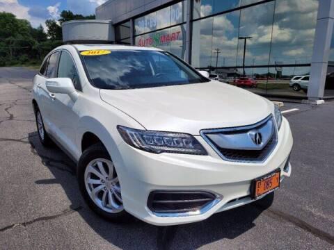 2017 Acura RDX for sale at Auto Smart of Pekin in Pekin IL