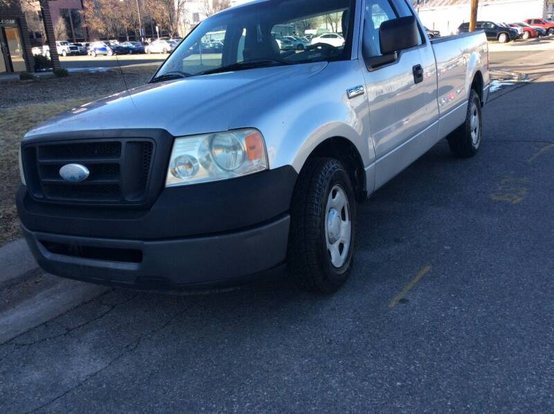 2008 Ford F-150 for sale at AROUND THE WORLD AUTO SALES in Denver CO