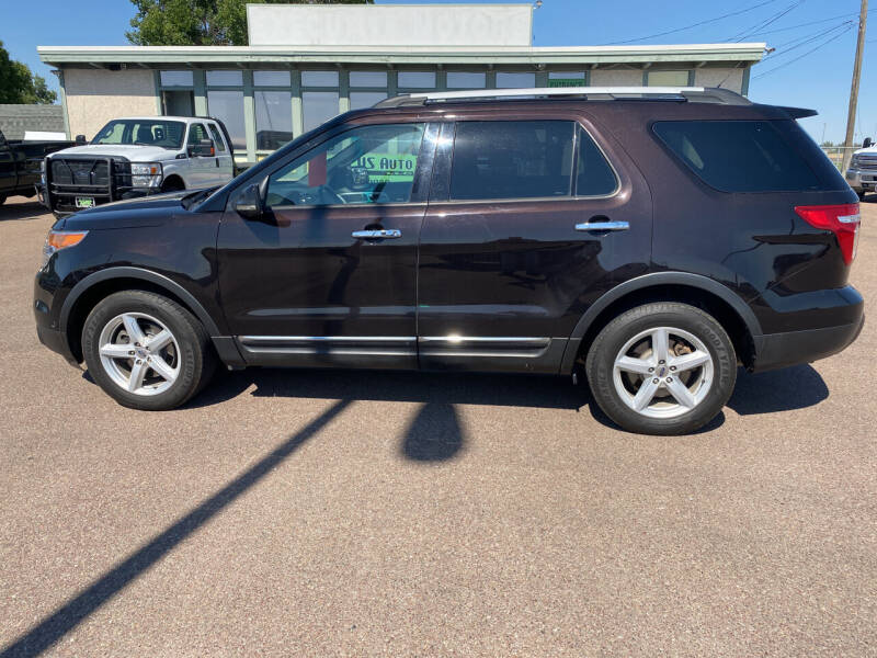 2013 Ford Explorer for sale at A Plus Auto LLC in Great Falls MT