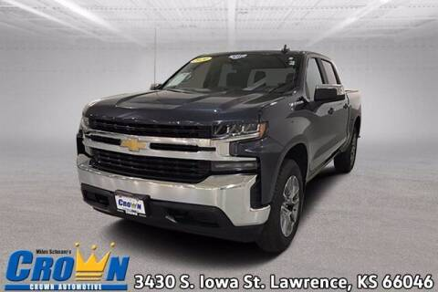 2020 Chevrolet Silverado 1500 for sale at Crown Automotive of Lawrence Kansas in Lawrence KS