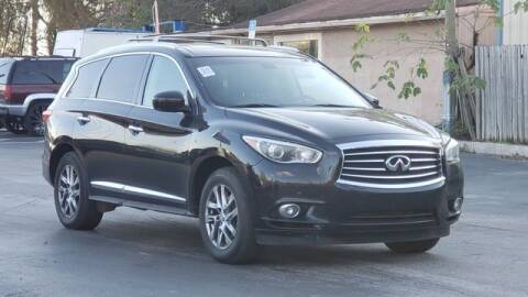 2014 Infiniti QX60 for sale at Pioneers Auto Broker in Tampa FL