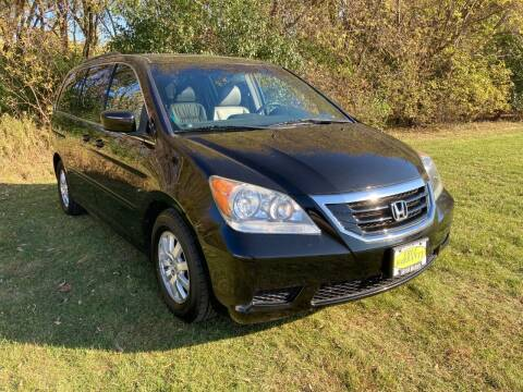 2010 Honda Odyssey for sale at M & M Motors in West Allis WI