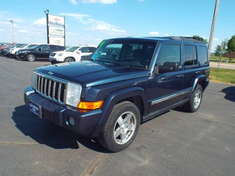 2010 Jeep Commander for sale at G & K Supreme in Canton SD