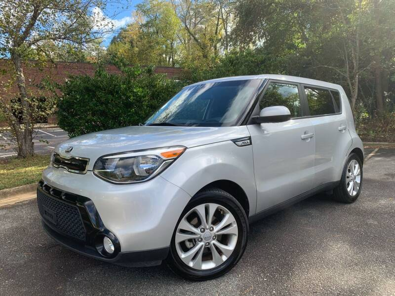 2016 Kia Soul for sale at Triangle Motors Inc in Raleigh NC