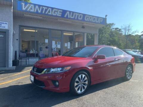 2013 Honda Accord for sale at Vantage Auto Group in Brick NJ