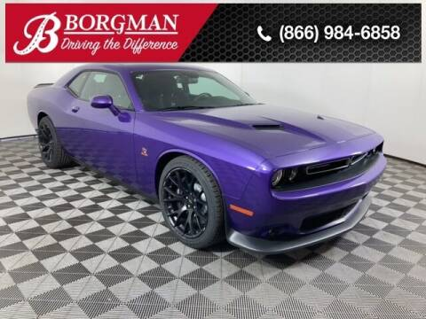 2018 Dodge Challenger for sale at BORGMAN OF HOLLAND LLC in Holland MI