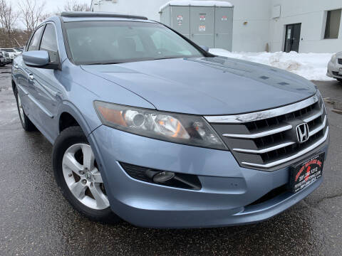 2011 Honda Accord Crosstour for sale at JerseyMotorsInc.com in Teterboro NJ
