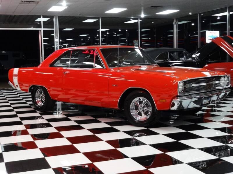 1969 Dodge Dart for sale at Wagner's Classic Cars in Bonner Springs KS