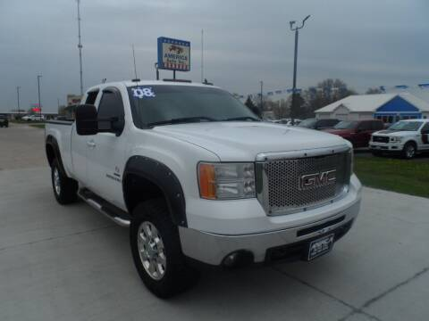 2008 GMC Sierra 2500HD for sale at America Auto Inc in South Sioux City NE