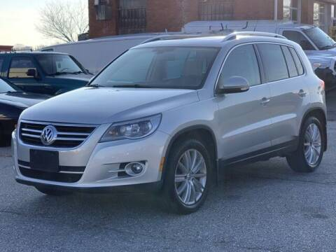 2010 Volkswagen Tiguan for sale at CT Auto Center Sales in Milford CT