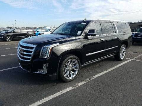 2018 Cadillac Escalade ESV for sale at Florida Fine Cars - West Palm Beach in West Palm Beach FL