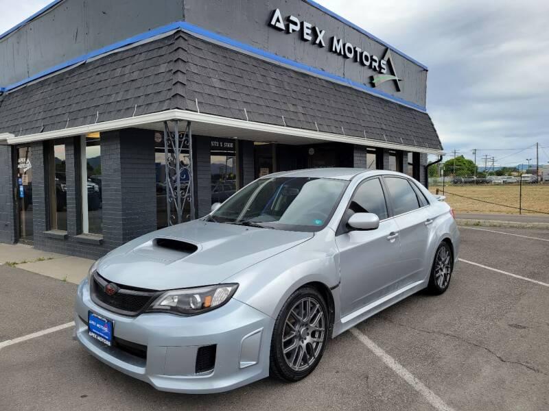 2013 Subaru Impreza for sale at Apex Motors in Murray UT