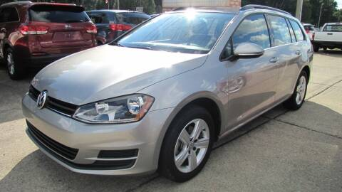 2015 Volkswagen Golf SportWagen for sale at Integrity Auto Sales in Dickson TN