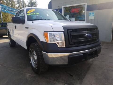 2014 Ford F-150 for sale at Fleetwing Auto Sales in Erie PA