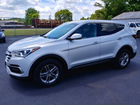 2017 Hyundai Santa Fe Sport for sale at Big Boys Auto Sales in Russellville KY
