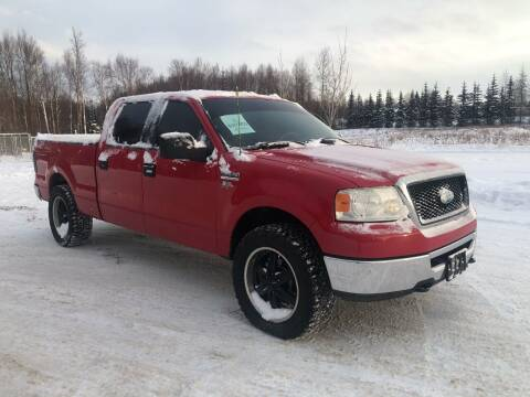 2007 Ford F-150 for sale at Freedom Auto Sales in Anchorage AK