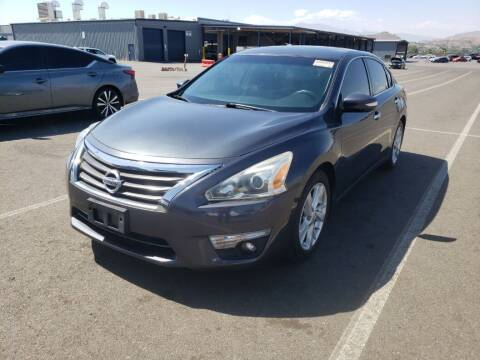 2013 Nissan Altima for sale at A.I. Monroe Auto Sales in Bountiful UT