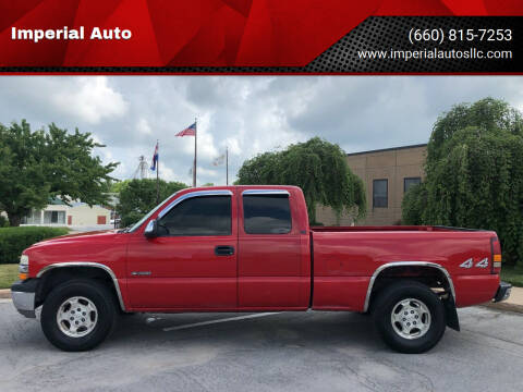 2001 Chevrolet Silverado 1500 for sale at Imperial Auto of Marshall in Marshall MO
