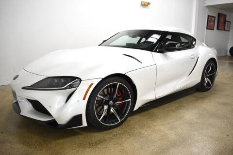 2020 Toyota GR Supra for sale at Thoroughbred Motors in Wellington FL