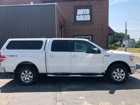 2009 Ford F-150 for sale at LeDioyt Auto in Berlin WI