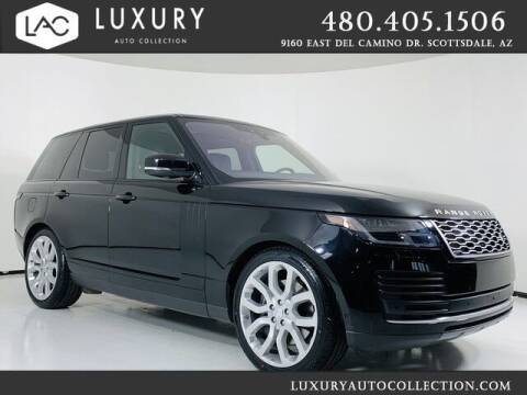 2019 Land Rover Range Rover for sale at Luxury Auto Collection in Scottsdale AZ
