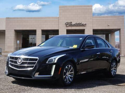 2014 Cadillac CTS for sale at Suburban Chevrolet of Ann Arbor in Ann Arbor MI