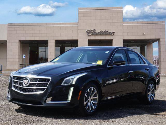 2014 Cadillac CTS for sale at Suburban Chevrolet of Ann Arbor in Ann Arbor MI
