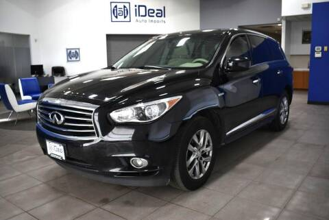 2014 Infiniti QX60 Hybrid for sale at iDeal Auto Imports in Eden Prairie MN