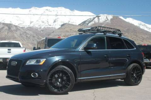 2013 Audi Q5 for sale at REVOLUTIONARY AUTO in Lindon UT