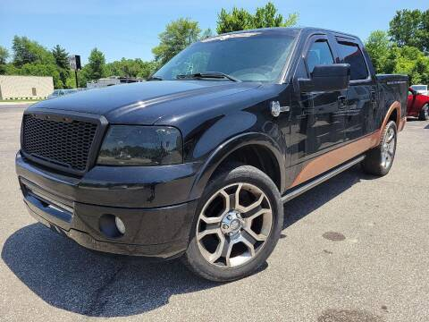 2008 Ford F-150 for sale at Cruisin' Auto Sales in Madison IN