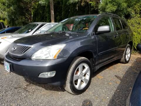 2005 Lexus RX 330 for sale at Universal Auto Sales in Salem OR