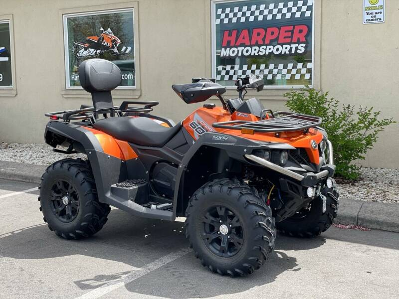 2019 CF-Moto 600 Touring 2-up for sale at Harper Motorsports-Powersports in Post Falls ID