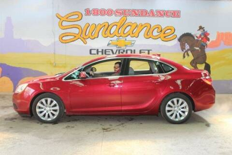 2016 Buick Verano for sale at Sundance Chevrolet in Grand Ledge MI