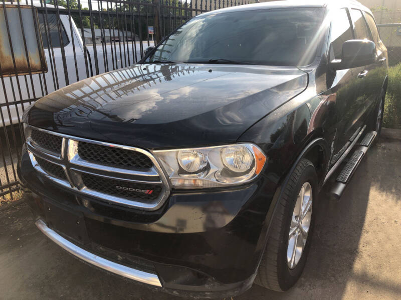 2013 Dodge Durango for sale at Auto Access in Irving TX