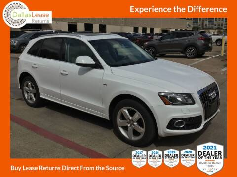 2012 Audi Q5 for sale at Dallas Auto Finance in Dallas TX