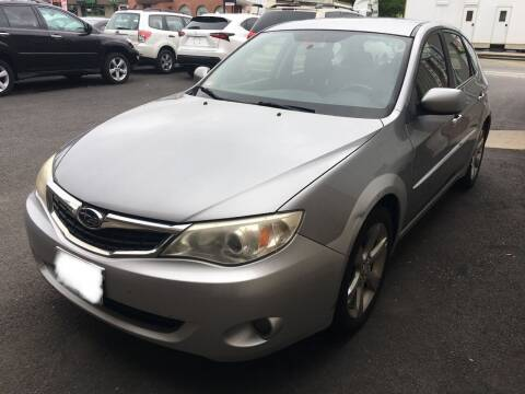 2009 Subaru Impreza for sale at Dijie Auto Sale and Service Co. in Johnston RI