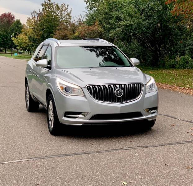 2016 Buick Enclave for sale at You Win Auto in Burnsville MN
