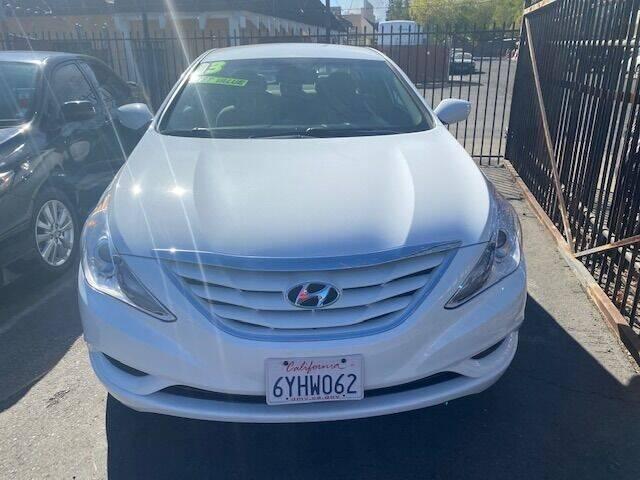 2013 Hyundai Sonata for sale at SAC SELECT AUTO in Sacramento CA