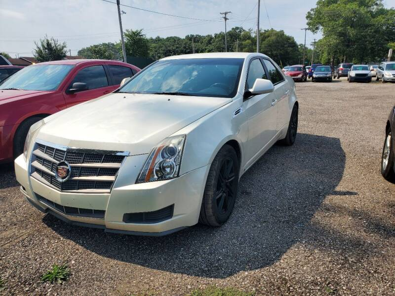 2009 Cadillac CTS for sale at ASAP AUTO SALES in Muskegon MI