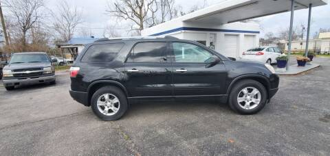 2012 GMC Acadia for sale at Bill Bailey's Affordable Auto Sales in Lake Charles LA