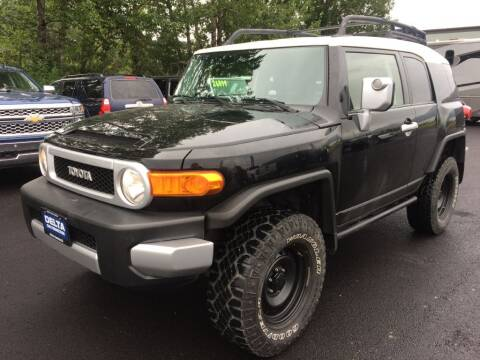2014 Toyota FJ Cruiser for sale at Delta Car Connection LLC in Anchorage AK
