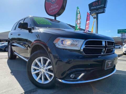 2014 Dodge Durango for sale at Auto Express in Chula Vista CA