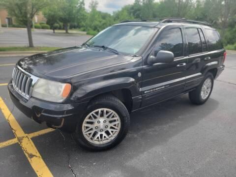 2004 Jeep Grand Cherokee for sale at Future Motors in Addison IL