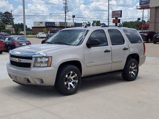 2008 Chevrolet Tahoe for sale at Best Auto Sales LLC in Auburn AL
