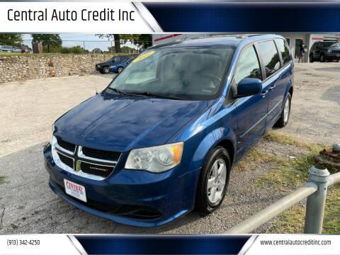2011 Dodge Grand Caravan for sale at Central Auto Credit Inc in Kansas City KS